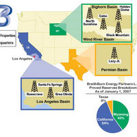 BreitBurn acquires majority stake in California Oil Fields