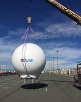 Marlink's Sealink C-Band VSAT