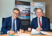 Marlink - Radio Holland - partnership