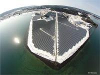 photovoltaic power plant Nanao island - H_NISHIZAWA
