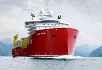 Nexans vessel designed for installation of large volumes of HVDC and HVAC cable systems