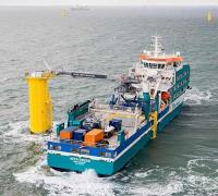 W2W motion compensated Offshore Access Systems (OAS)