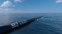 The Ocean Cleanup - the system
