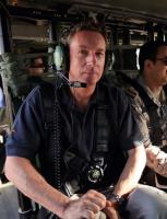 BBC security correspondent, journalist and author, Frank Gardner OBE
