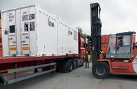 OEG Offshore - interlocking ROV Control and Storage Unit