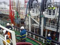 OIL - quay reel