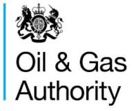 Oil Gas Authority (OGA) logo