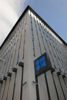 OPEC building-logo