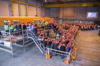 PALFINGER MARINE - lifeboat record