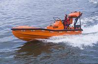 PALFINGER MARINE - FRSQ 630 fast rescue boat