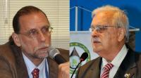Professor Cleveland M. Jones, DSc., and Professor Hernani Aquini Fernandes Chaves, DSc.,