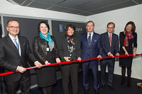 Rolls-Royce has opened a state-of-the-art research facility in Turku, Finland