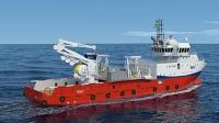 Rolls-Royce - hybrid DDC subsea crane