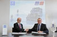 Rolls-Royce Power Systems and ZF Friedrichshafen AG