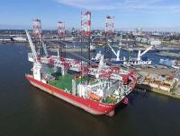 Rotterdam Offshore Group - Seajacks Scylla