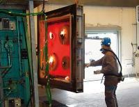 Roxtec - fire test