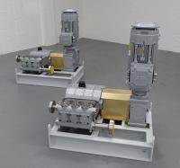 Ruhrpumpen pumps