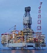 Statoil Report Shah Deniz Production Platform Installed-Spotlight