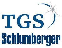 TGS - Schlumberger logos