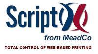 MeadCo - ScriptX logo