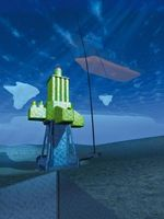 seabed rig