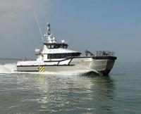 Seacat Services - workboat