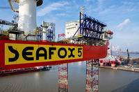 Seafox 5 at Damen Verolme Rotterdam (photo: Damen)