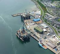 Semco Maritime - Queens Dock Invergordon