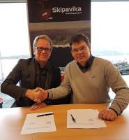 Semco Maritime - Skipavika - signing