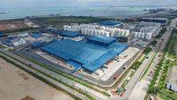 Shell Tucas Lubricants Plant