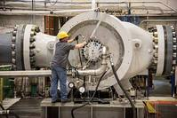 Siemens - RFBB36 pipeline compressor