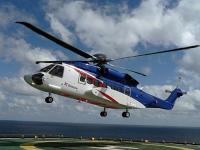 Sikorsky S92 offshore