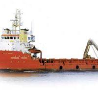 Solstad PSV vessel