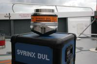Sonardyne - Syrinx DVL and SPRINT INS