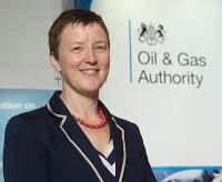 Vice Chair of the SPE, Brenda Wyllie (photo: Oil and Gas Authority)
