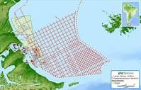 Spectrum - Argentina-Austral-Malvinas Map
