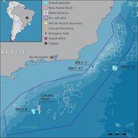 Statoil-ExxonMobil-Galp consortium - Brazil