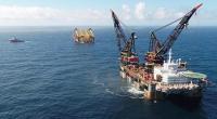 Statoil - jacket for the Johan Sverdrup platform was installed by Thialf crane vessel
