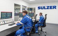 Sulzer test centre