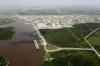 Sunoco Logistics Nederland Texas Terminal