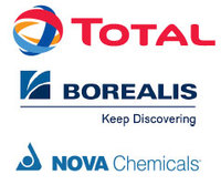 Total - Borealis - NOVA logos