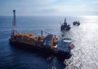 Total - FPU Likouf, TLP and Rig STAD