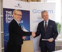 Gasum CEO - Wärtsilä CEO