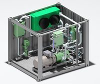 compact Wärtsilä VER system