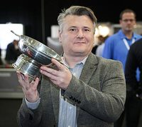 ICoTA award - Well-SENSE CEO Craig Feherty