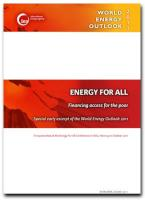 WEO 2011 - Energy for All