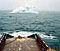 "To ""lasso"" an iceberg (Hibernia)"