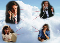 Internet: The Fall of Old-Style Telephony-Link